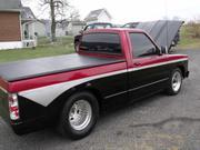 1982 Chevrolet S10 Chevrolet S-10 gray stripe
